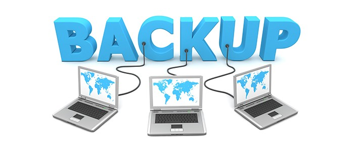 bigstock-Multiple-Wired-To-Backup-5380917